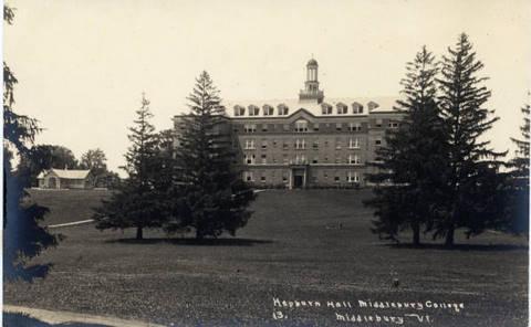 Hepburn Hall 1929