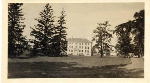 Voter Hall 1921